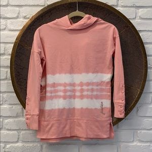Justice active sweater
